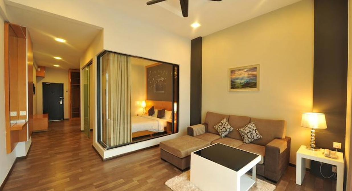 Nova Highlands Resort And Residence  D