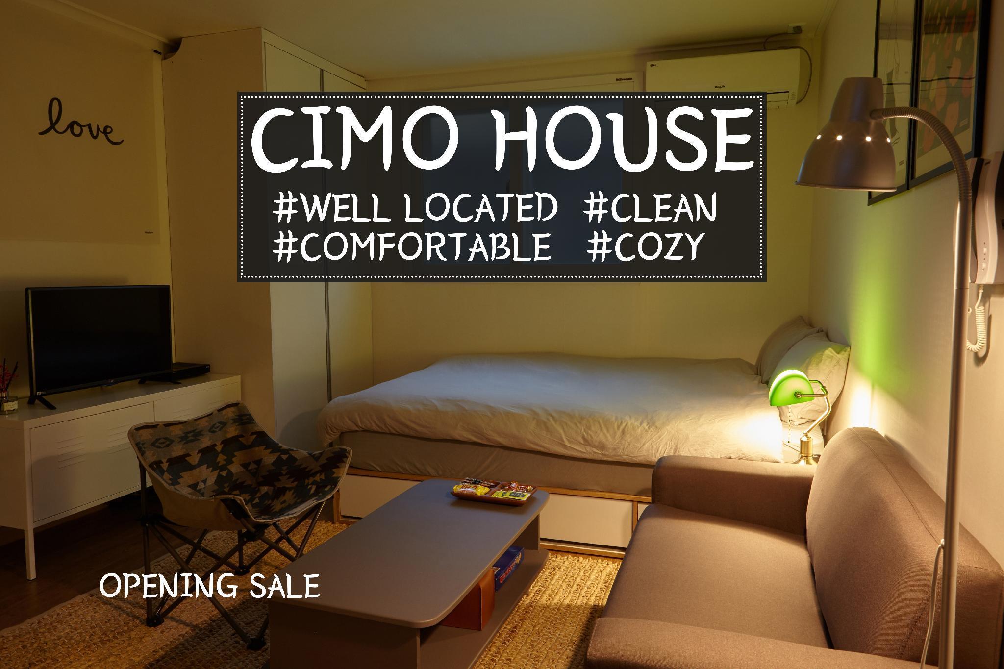 Cimo House  2 Mins From Konkuk Univ. Station