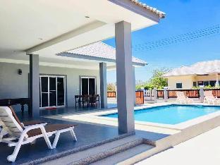 Elite pool villa cha-am วิลลา 3 ห้องนอน 3 ห้องน้ำส่วนตัว ขนาด 100 ตร.ม. – ชายหาดชะอำ