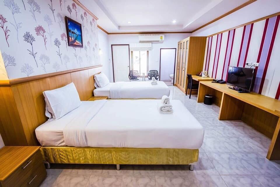 Mook Samui hotel สตูดิโอ อพาร์ตเมนต์ 1 ห้องน้ำส่วนตัว ขนาด 24 ตร.ม. – หาดเฉวง