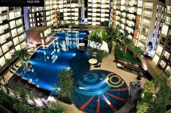 Seacraze condominium Hua Hin