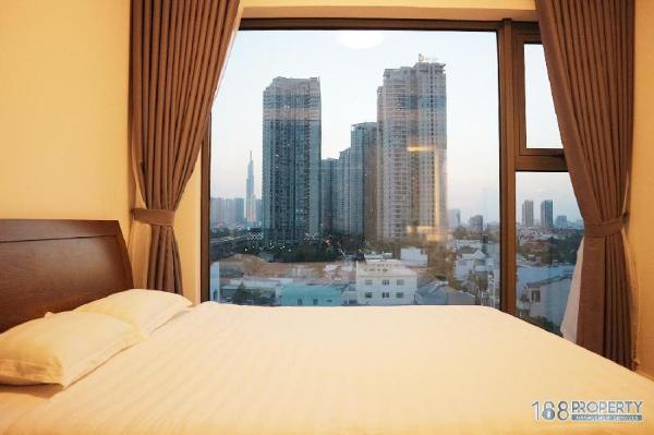 Warmly 01Bedroom Landmark81 View at Thao Dien Ho Chi Minh City