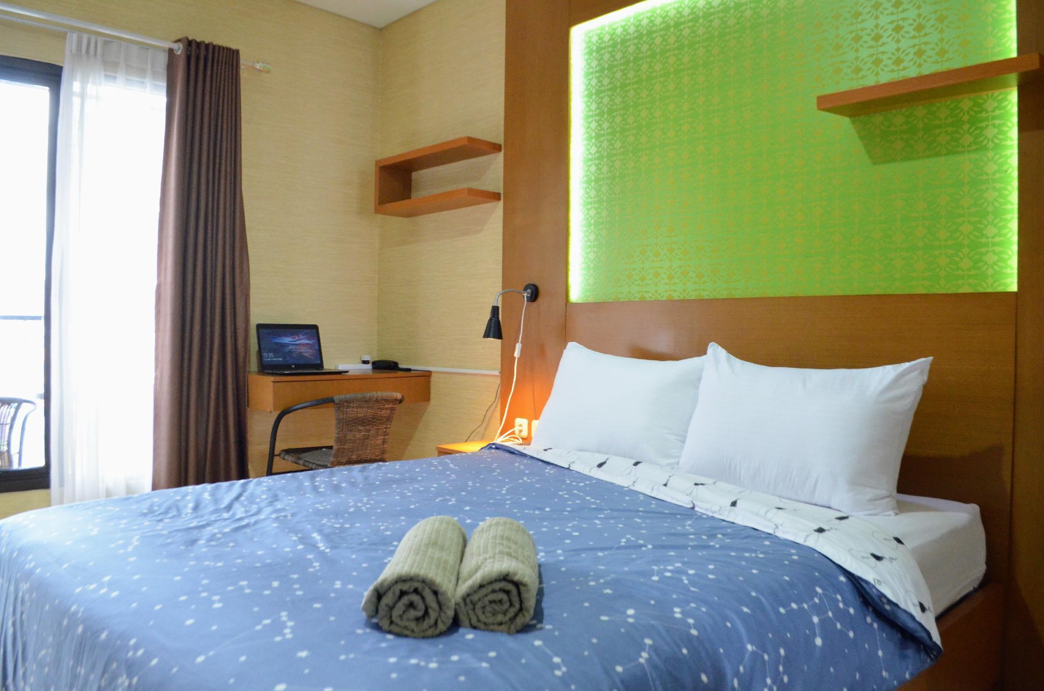 Large Comfy Studio   Apartemen Tamansari Semanggi