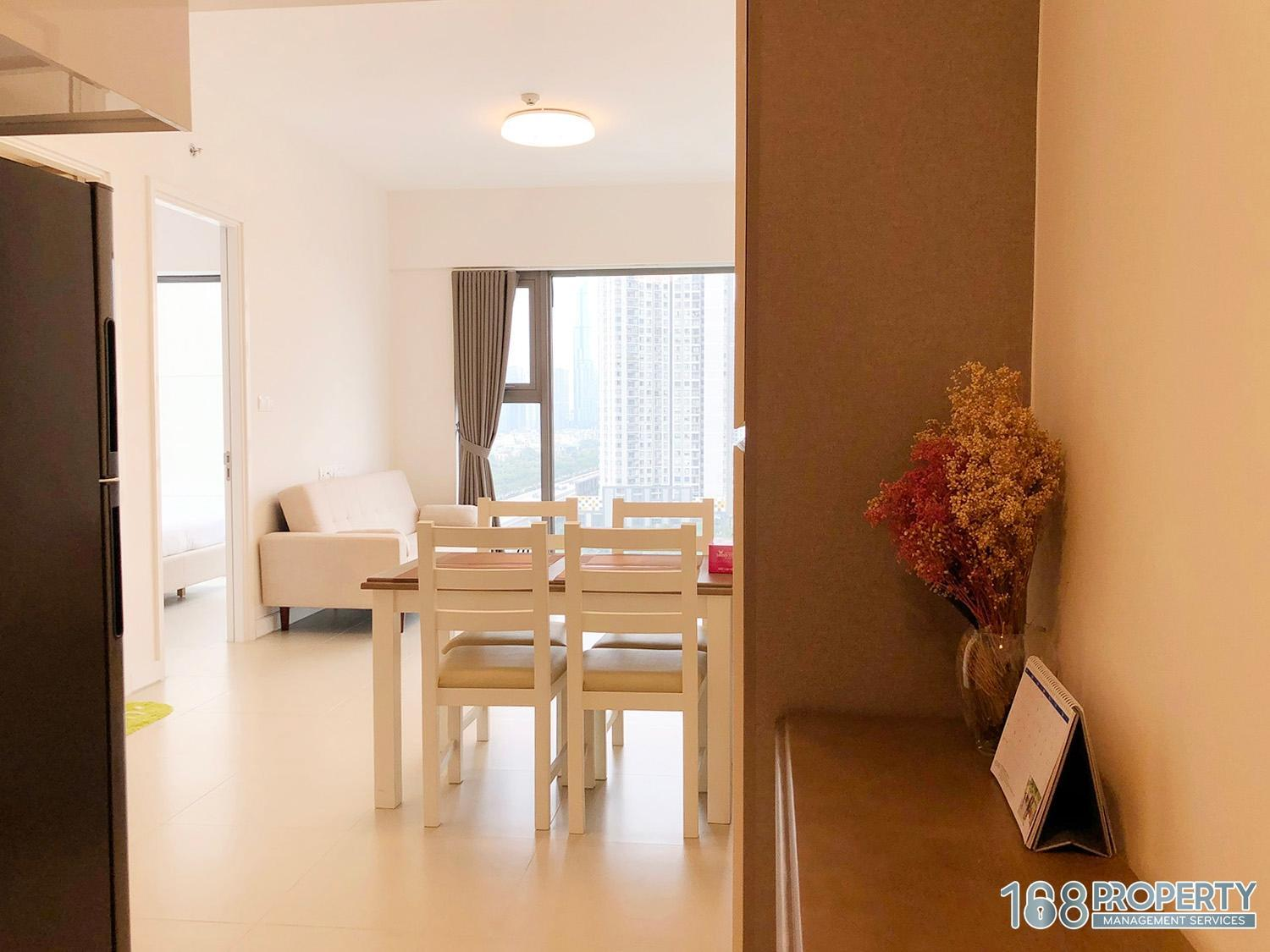Gateway Thao Dien 01BR Directly River View