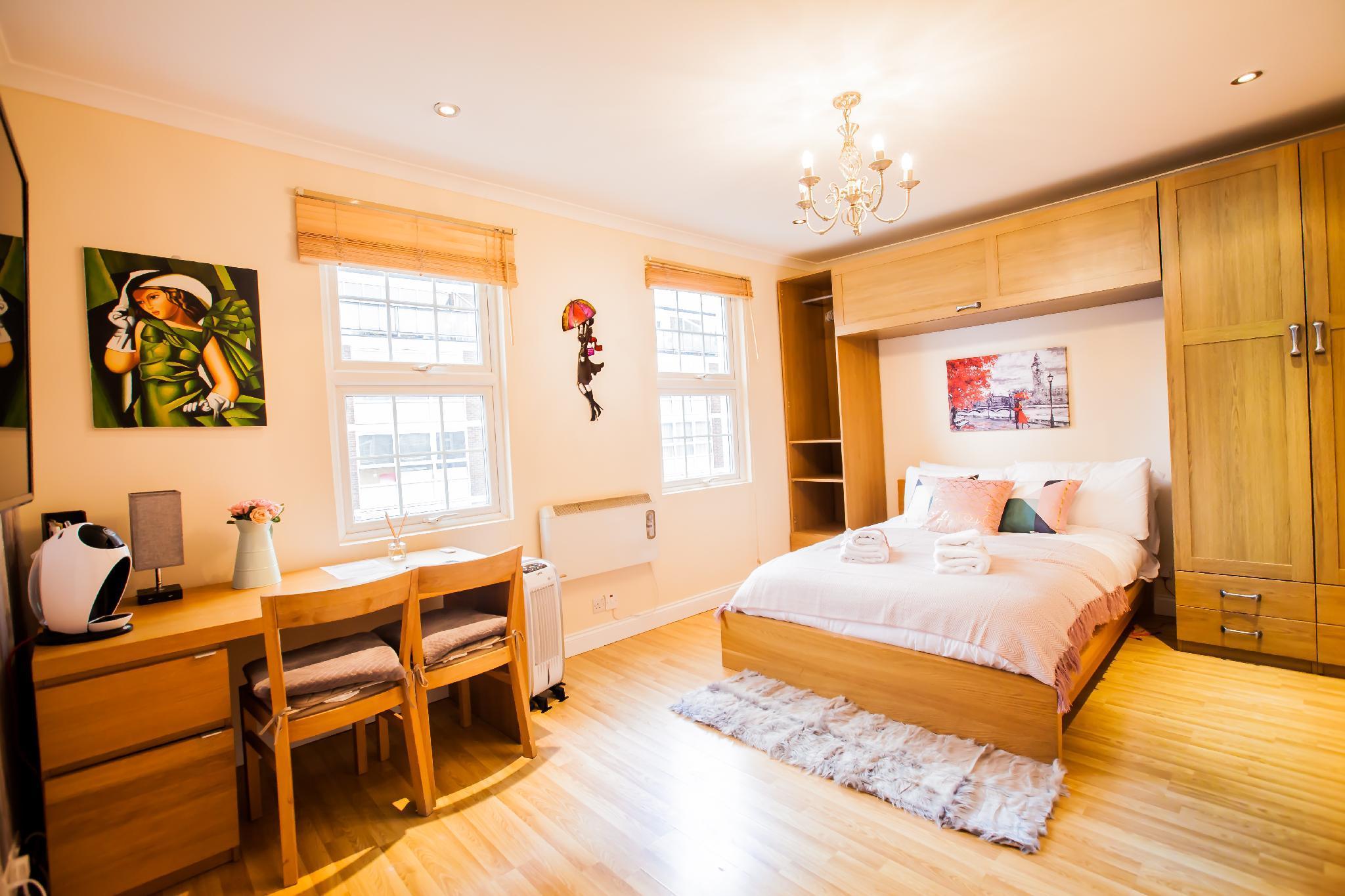 ALFA Marylebone Apartment III