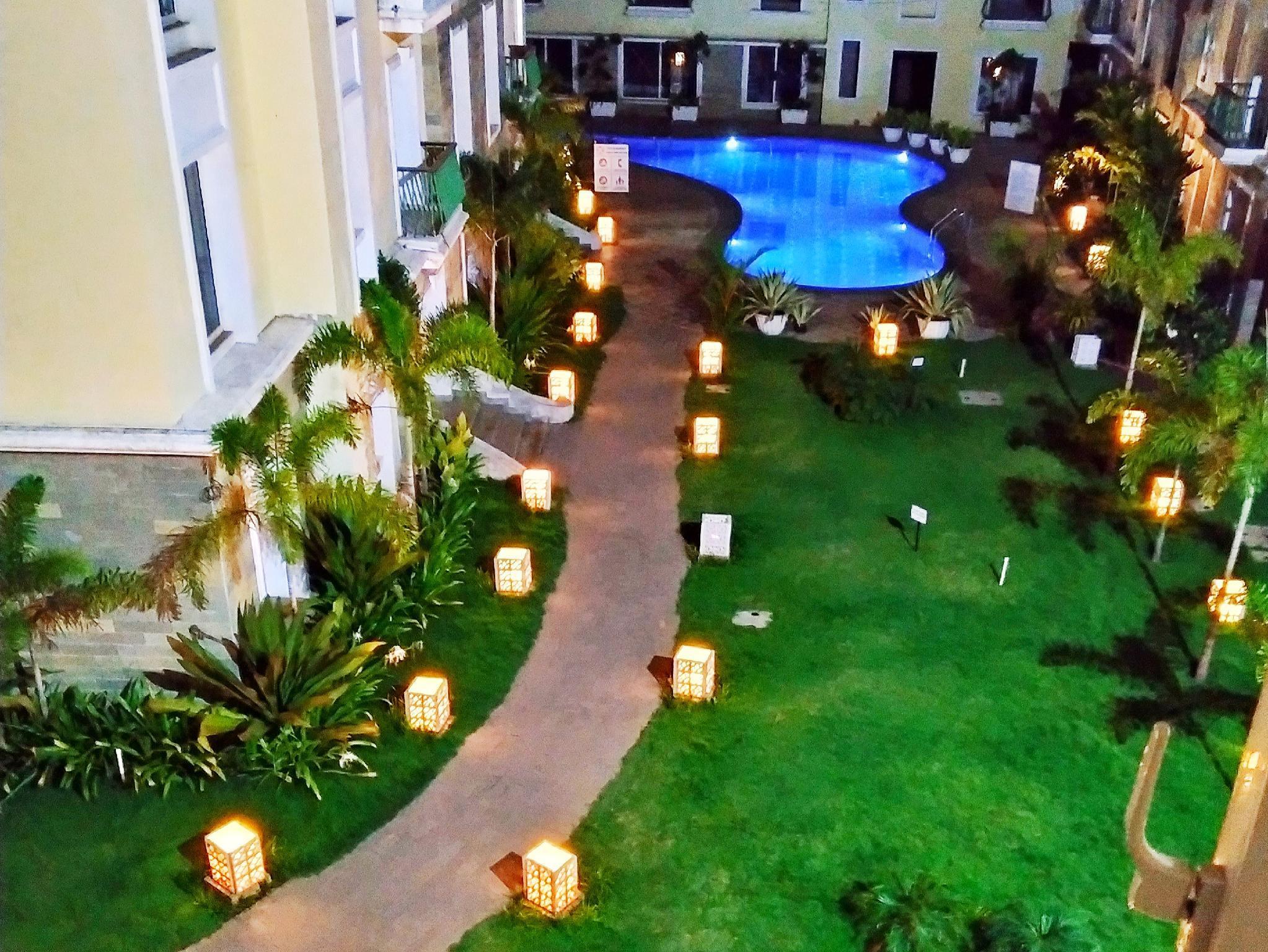 Pool Facing Luxury Stay Near Baga Beach