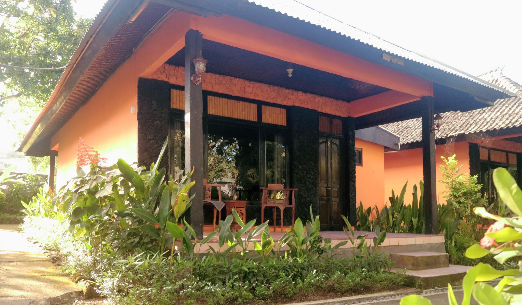 Batur Sunrise Guesthouse ~ Garden View Bungalow
