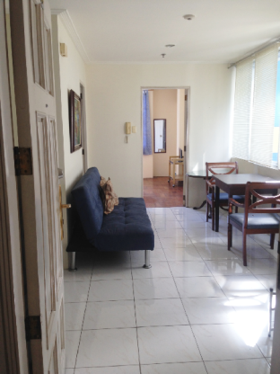 picture 1 of 1 Bedroom Apt, right infront of Ateneo, Miriam, UP