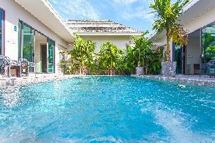⭐Modern Getaway Villa 20BR Sleeps40 w/Private Pool วิลลา 20 ห้องนอน 20 ห้องน้ำส่วนตัว ขนาด 8000 ตร.ม. – บางเทา