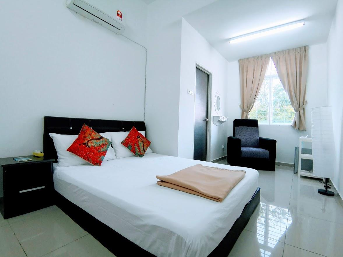 Penang Shineville Double Room With Bathroom 19