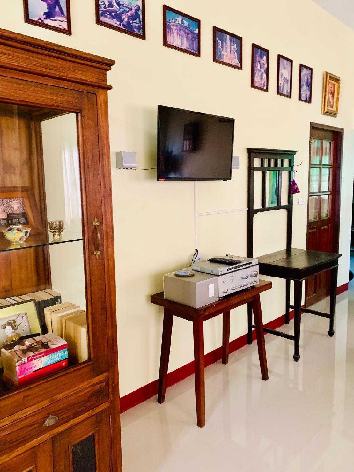 House Ploywarin บ้านเดี่ยว 2 ห้องนอน 2 ห้องน้ำส่วนตัว ขนาด 150 ตร.ม. – กลางเมืองหัวหิน