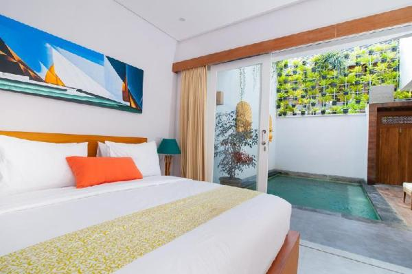 3 BDR  with private pool in Seminyak Bali