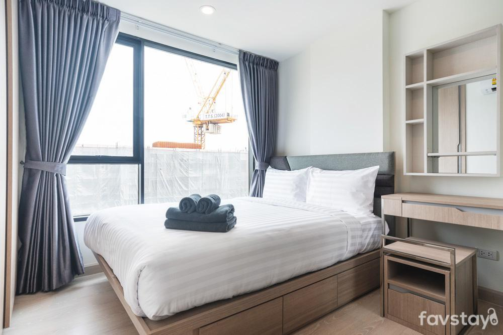 Start The Day In A Relaxed With 1BR Near BTS