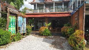 [市内中心部]アパートメント(24m2)| 1ベッドルーム/1バスルーム Family stay in Khao Sok Bed and Breakfast