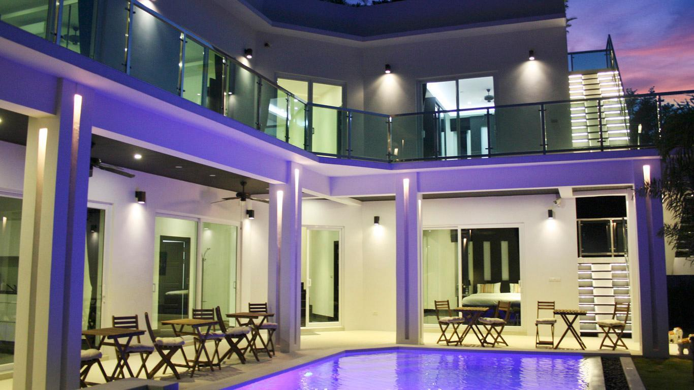Phoenix Golf 5 Bedroom Pool Villa