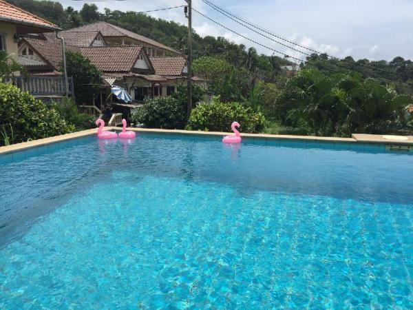 Spacious studio with sea view near Karon beach Phuket