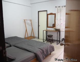 happy T Room#7 อพาร์ตเมนต์ 1 ห้องนอน 1 ห้องน้ำส่วนตัว ขนาด 16 ตร.ม. – ตัวเมืองพิษณุโลก