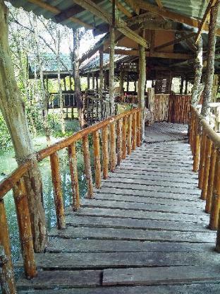 Fatsam's at Kohyao camp สตูดิโอ บังกะโล 1 ห้องน้ำส่วนตัว ขนาด 10 ตร.ม. – เกาะยาวน้อย