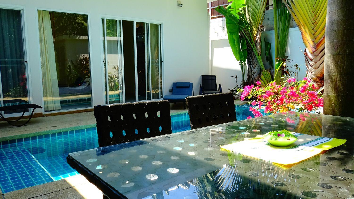 Cozy Villa With Private Pool And Beatifull Garden