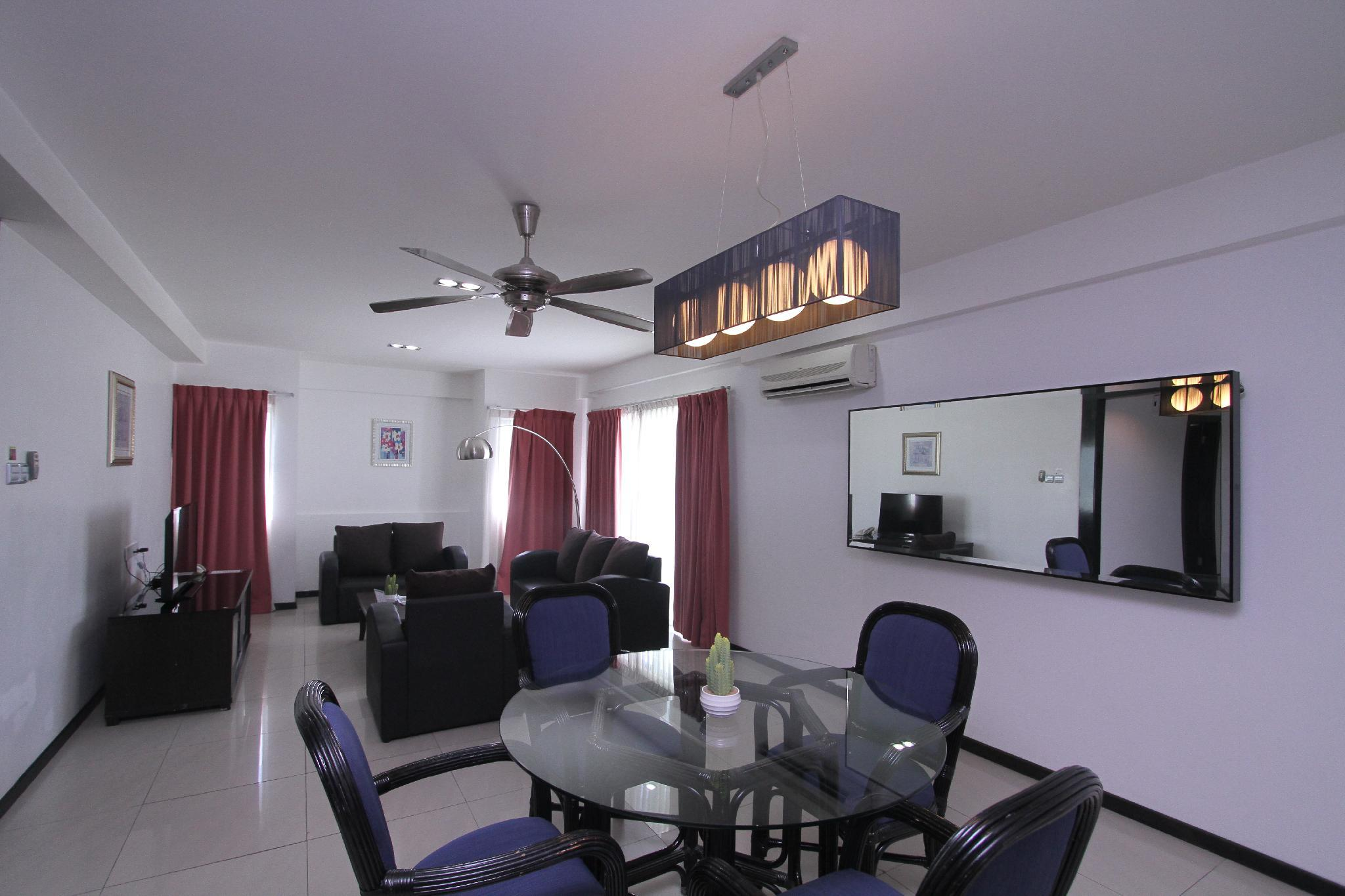 Spacious And Affordable 3 Bedroom Apartment At Likas