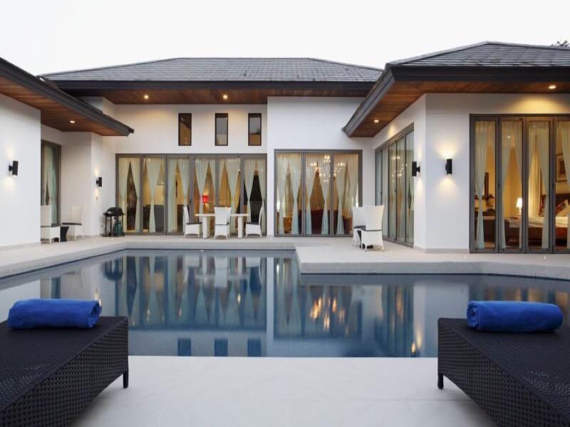 Baan Mandala Villa by Ketsuda