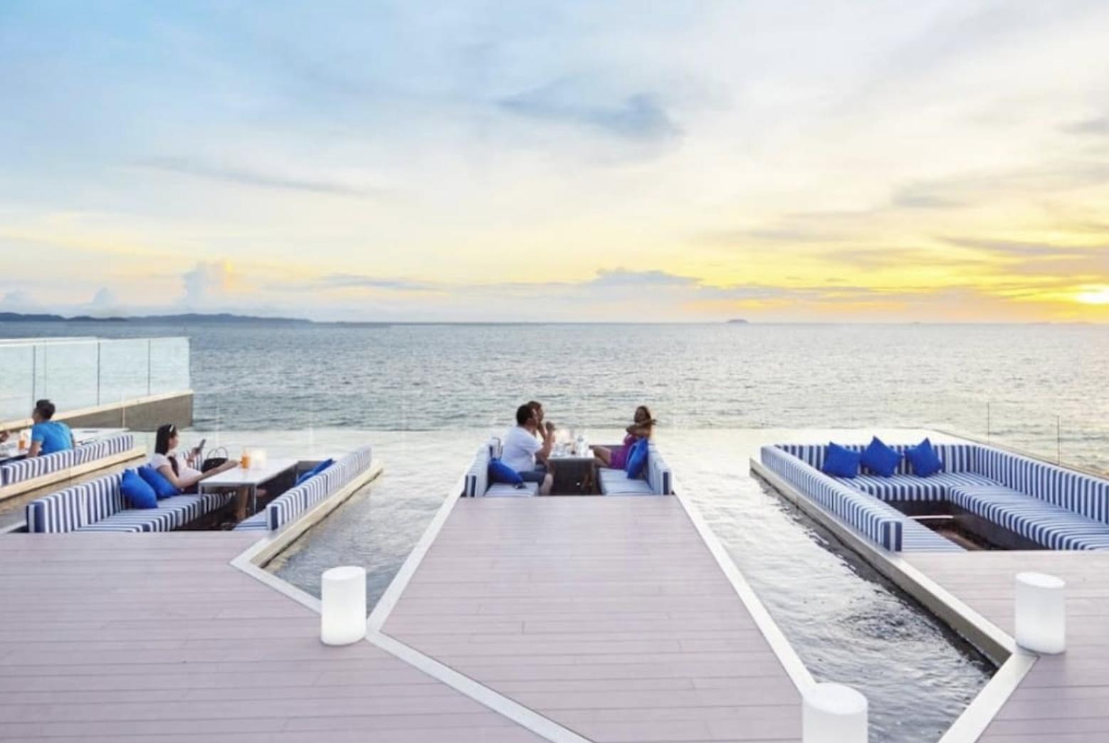 Large 3 Bedroom in Beautiful Veranda - Sea Views อพาร์ตเมนต์ 3 ห้องนอน 3 ห้องน้ำส่วนตัว ขนาด 126 ตร.ม. – นาจอมเทียน