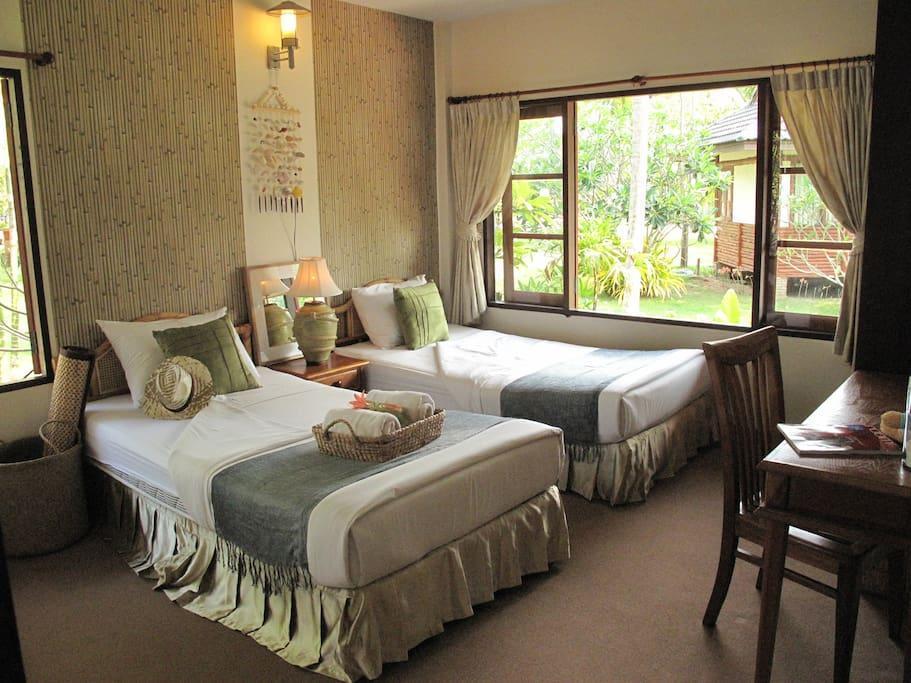 2 Bedroom Villa  P3  @ Suan Bankrut Beach Resort