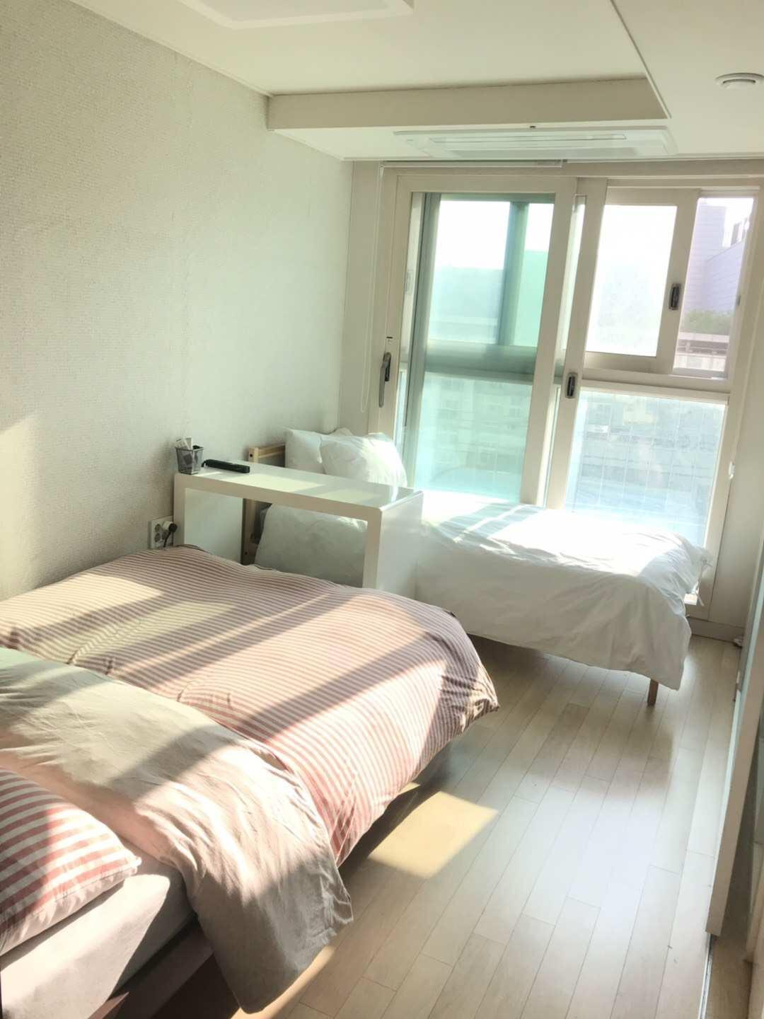 DDP Apm Luxe 5mins Walking Safe Apartment 1402