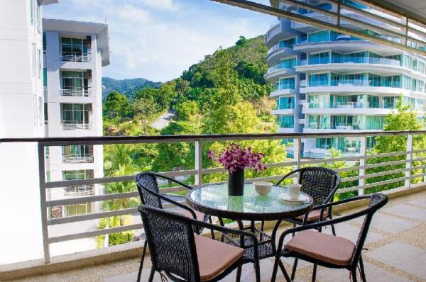 Big one bedroom apartment near Karon Beach Phuket
