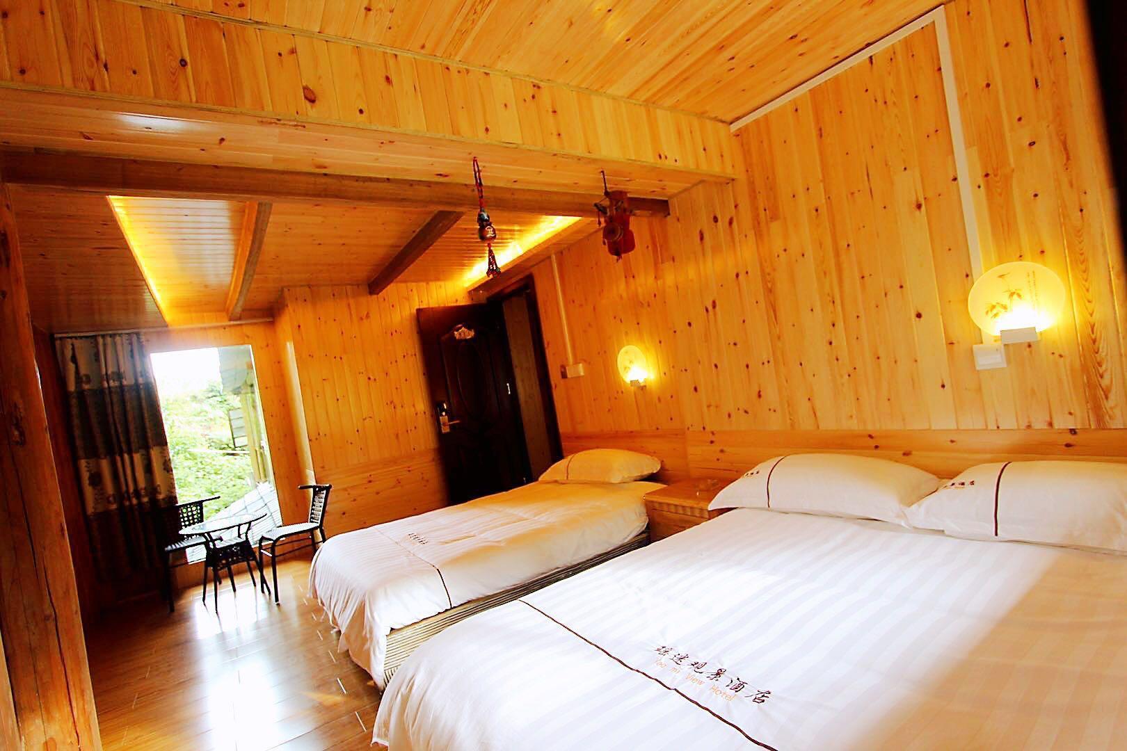 Floor To Ceiling Family Room Longji Rice Terraces