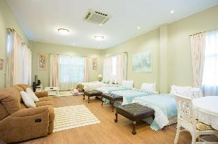 [カオヤイ国立公園]一軒家(450m2)| 4ベッドルーム/5バスルーム  4 Bedroom Spacious Family Villa