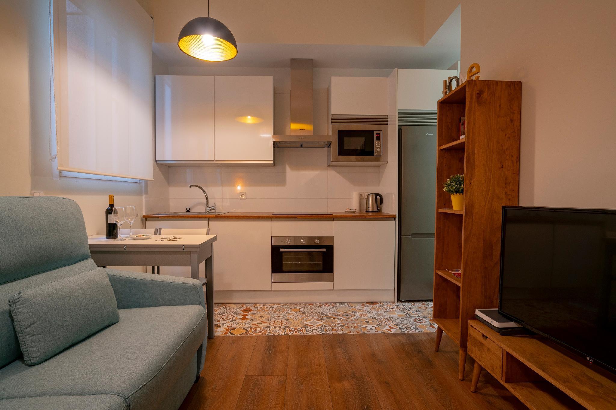 Apartament Madrid Downtown Chueca BRC42