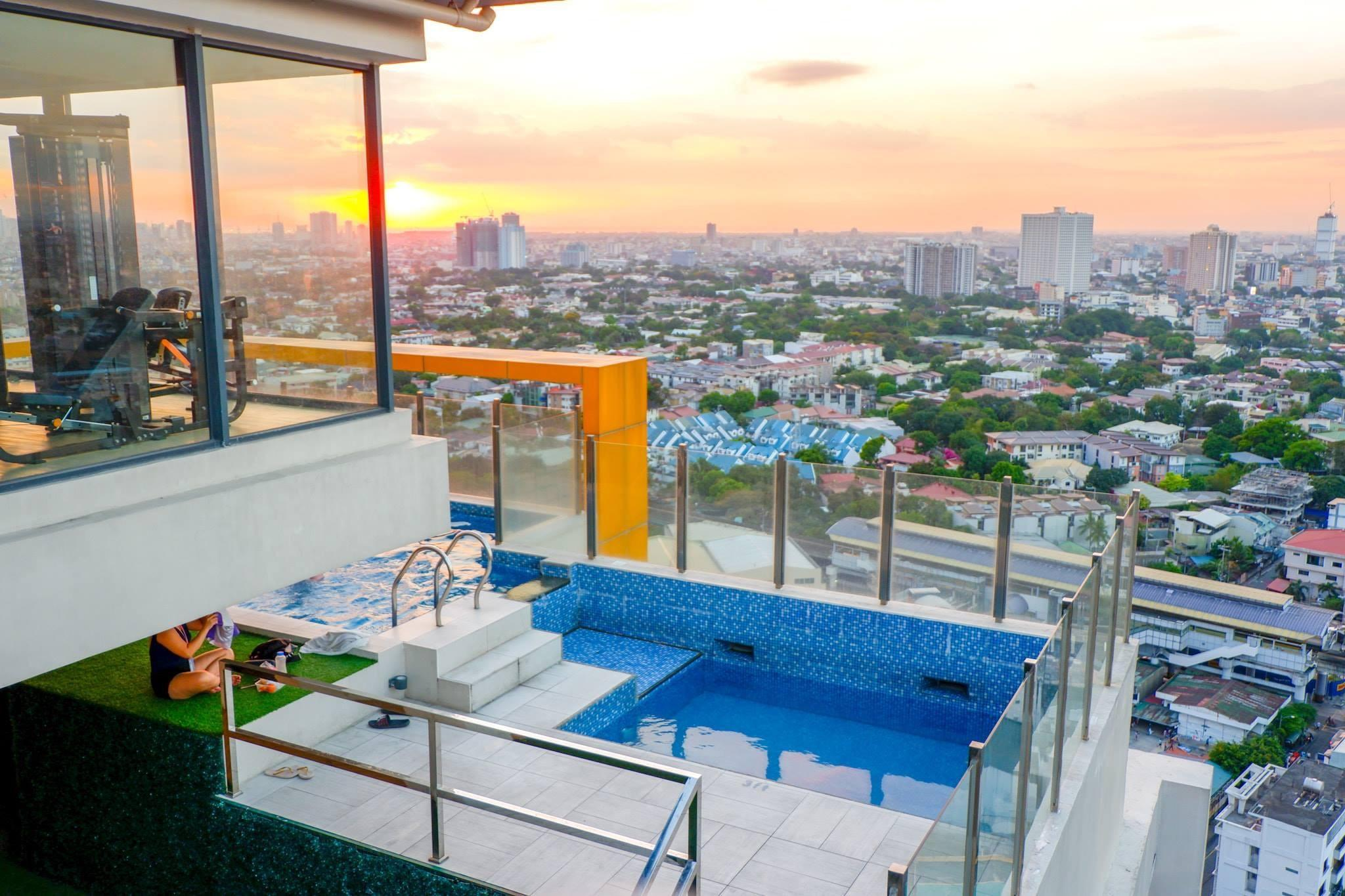 Centro  Tower  Unlimited Free Pool & Gym Access