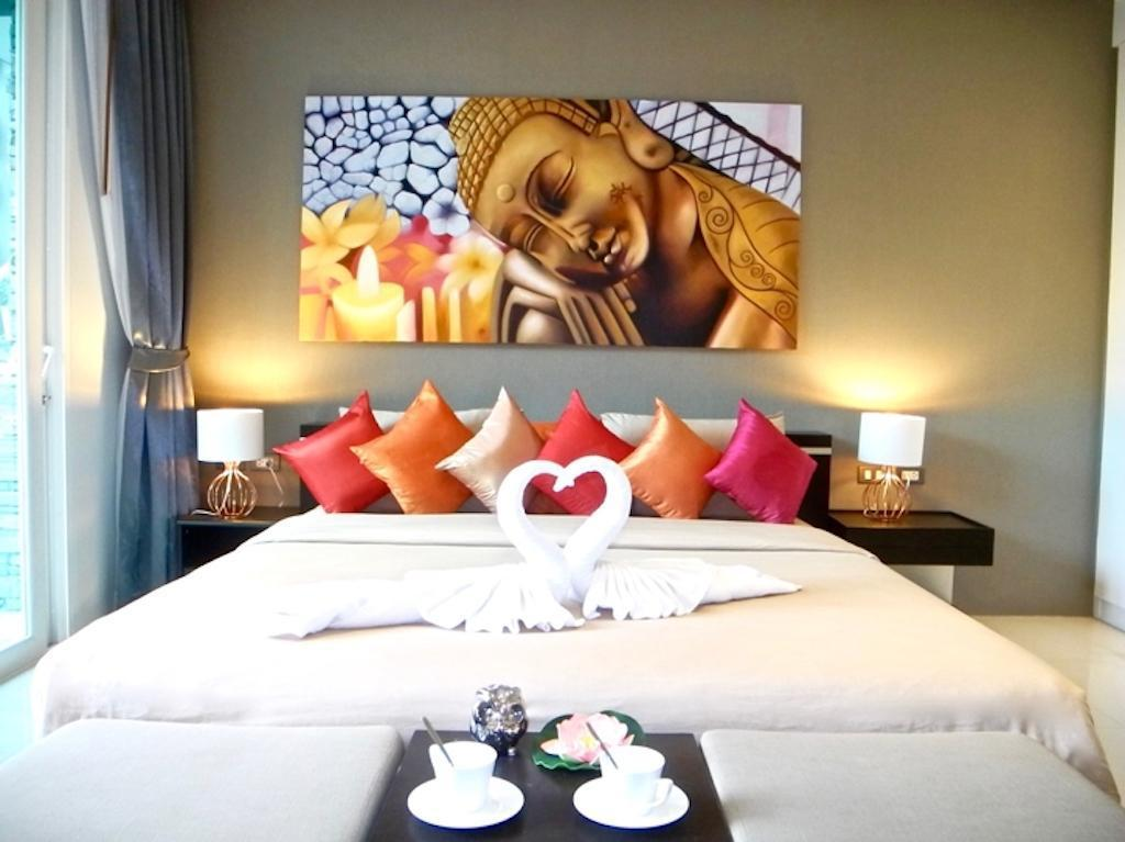 Emerald Patong Beautiful Studio สตูดิโอ อพาร์ตเมนต์ 1 ห้องน้ำส่วนตัว ขนาด 38 ตร.ม. – ป่าตอง