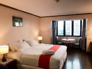[スクンビット]アパートメント(42m2)| 1ベッドルーム/1バスルーム omni tower cozy apartment near bts station nana #2