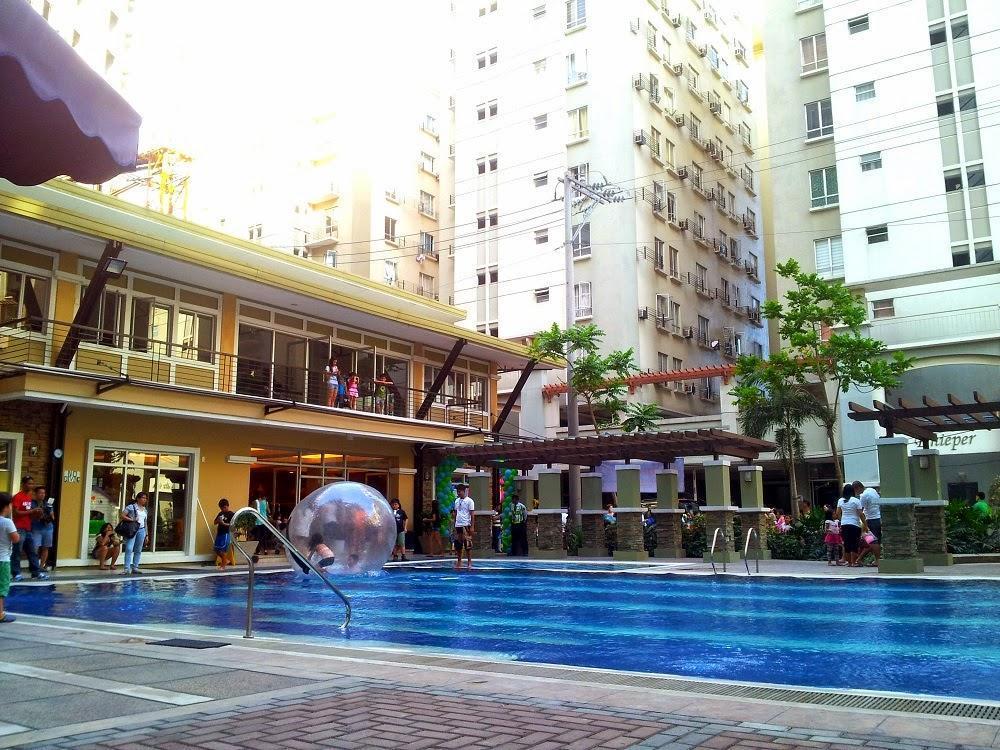 Studio Type (1BR) unit-Manila Rivercity Residences