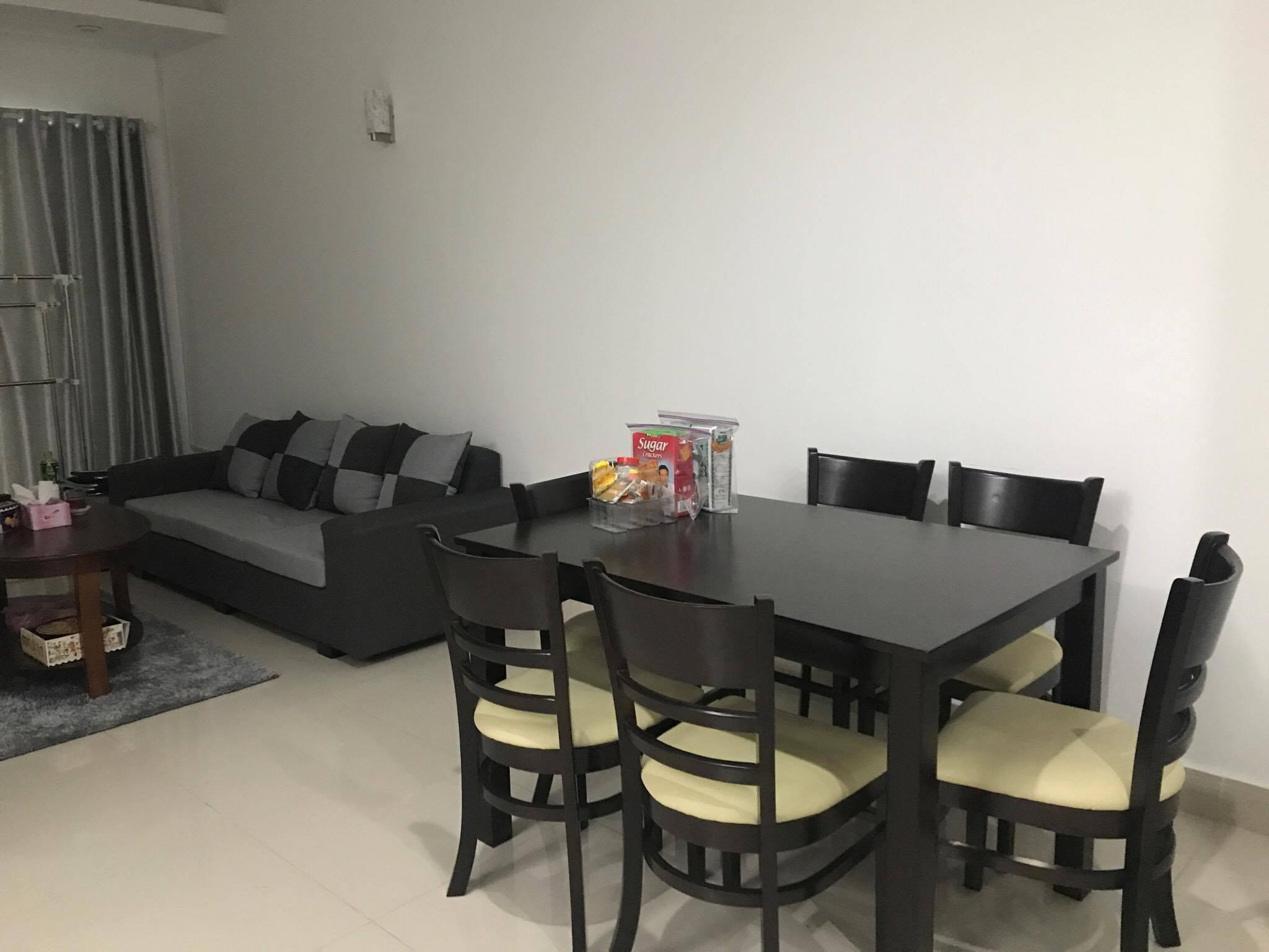 Clean Apartment With Dong Nai River View.