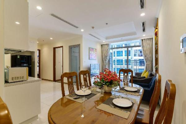 HOME SWEET HOME VINHOMES  TWO BEDROOMS Ho Chi Minh City