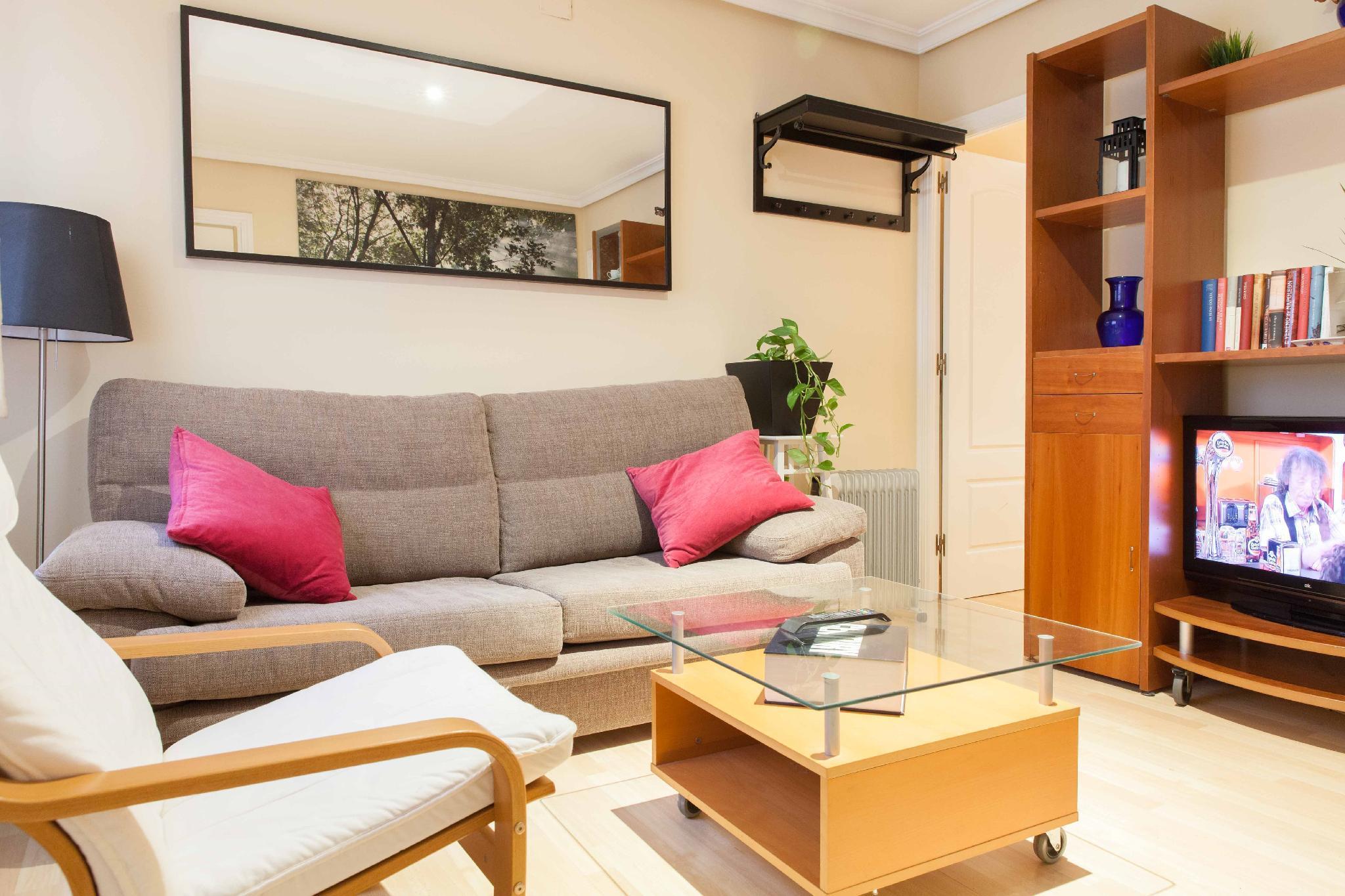 Apartment Madrid Dowtown Almagro Tribunal QUE8