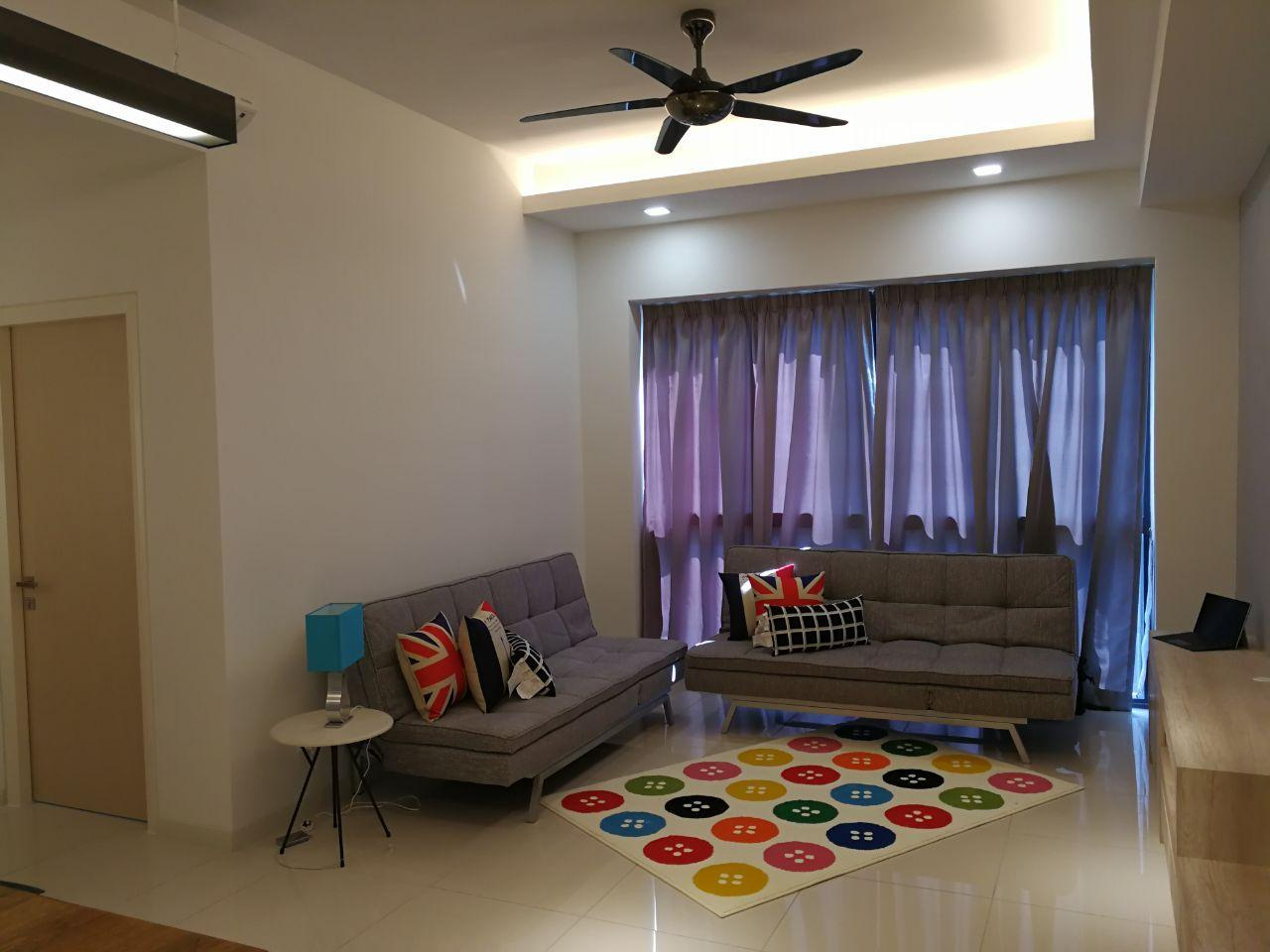 5 8 Pax Spacious + Luxury HomeStay With WiFi