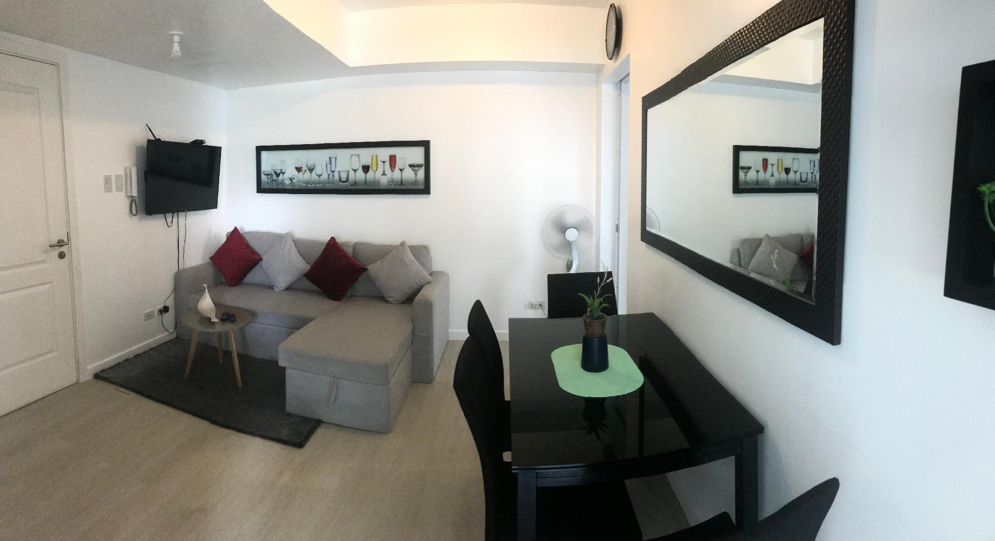 M511 2BR * Condominium Unit in Azure Residences
