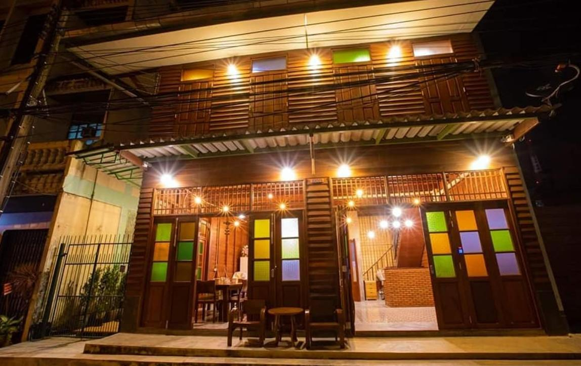 Ban Soi 1 And Alley One Cafe  Duyong  27 Sqm.