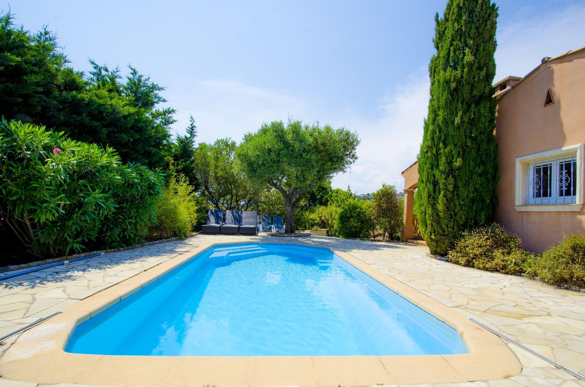 Villa Private Heated Pool   Gulf Saint Tropez