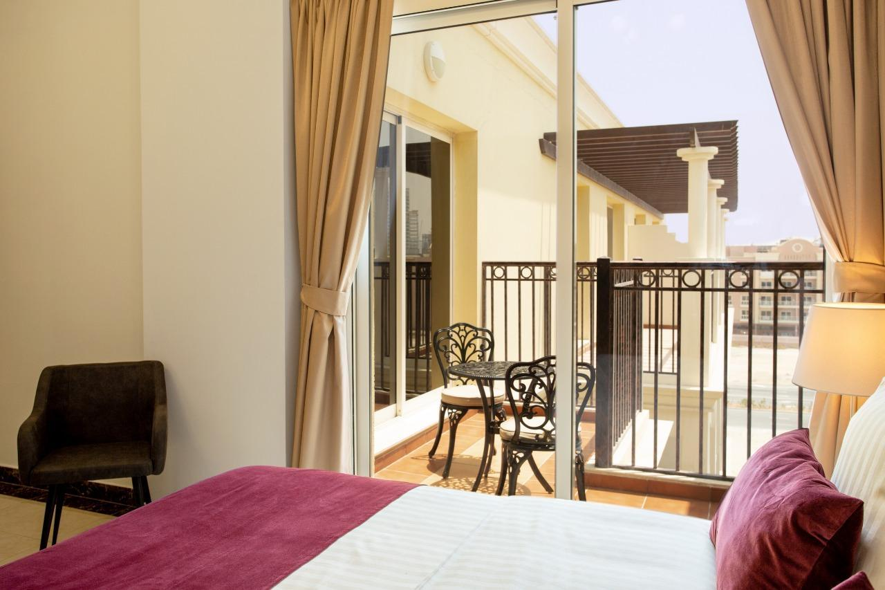 Brand New Furnished 1and2 Bedroom For Monthly Rental