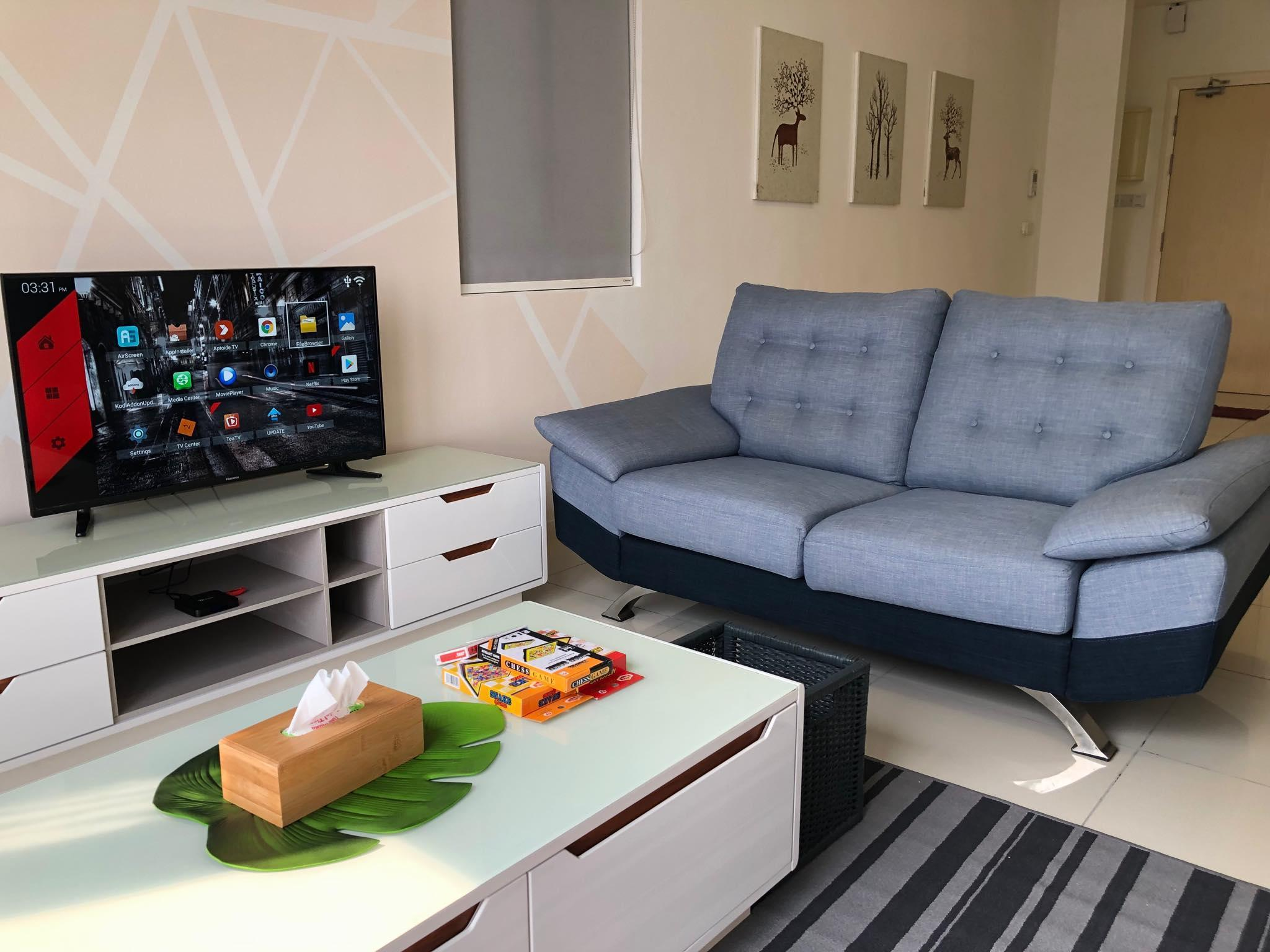 PROMOTION The HOME 100Mbps WiFi 20m To KLCC