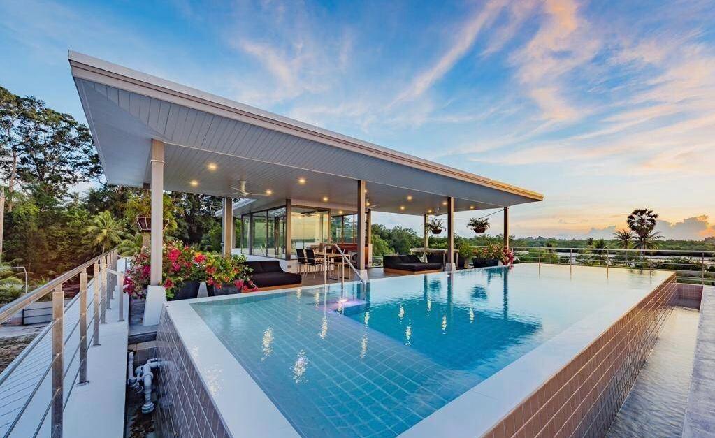 Super view Top Private Luxury Villa วิลลา 7 ห้องนอน 8 ห้องน้ำส่วนตัว ขนาด 4000 ตร.ม. – ไม้ขาว