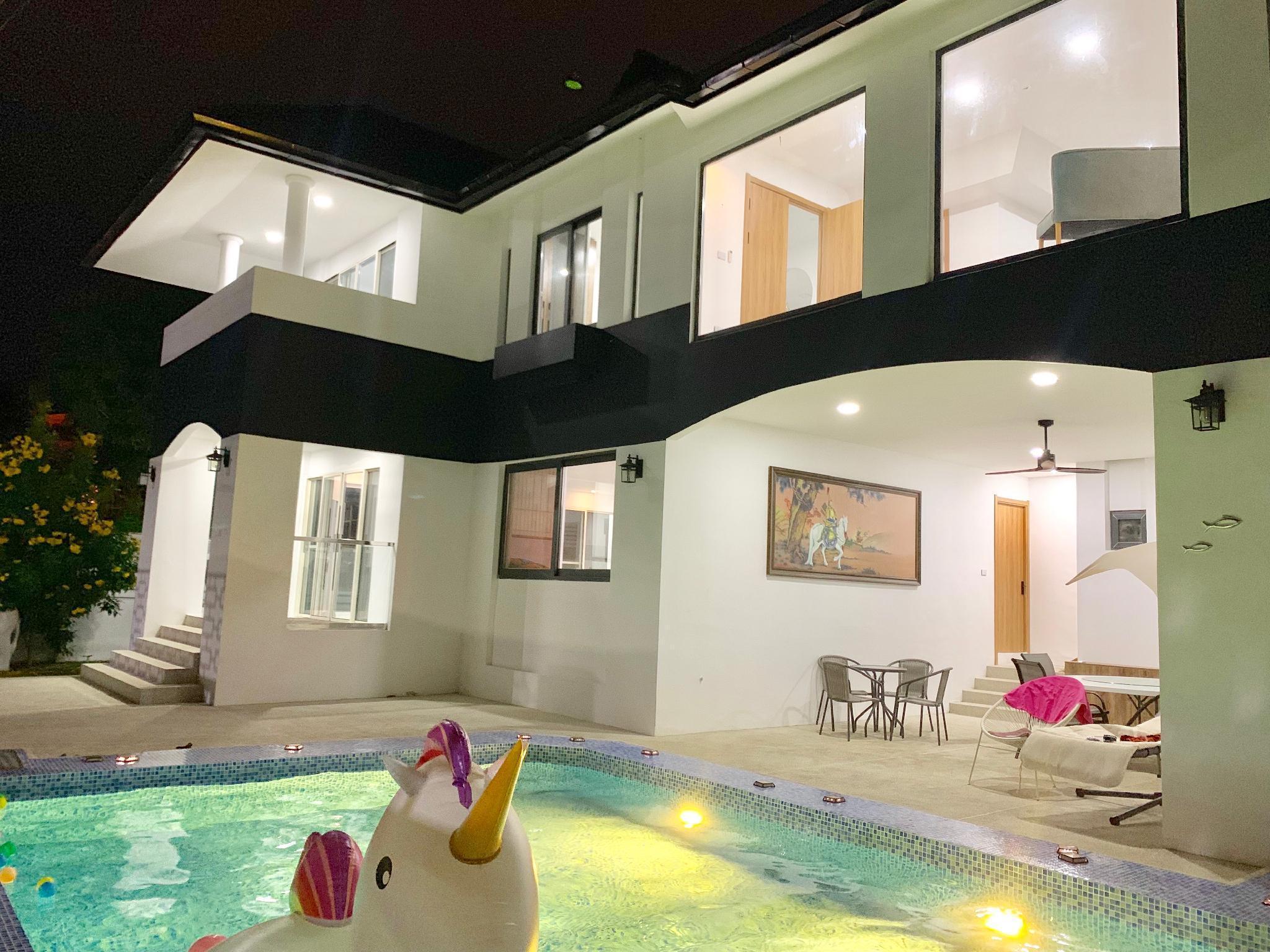 pattaya center 4bedroom วิลลา 4 ห้องนอน 4 ห้องน้ำส่วนตัว ขนาด 600 ตร.ม. – พัทยากลาง