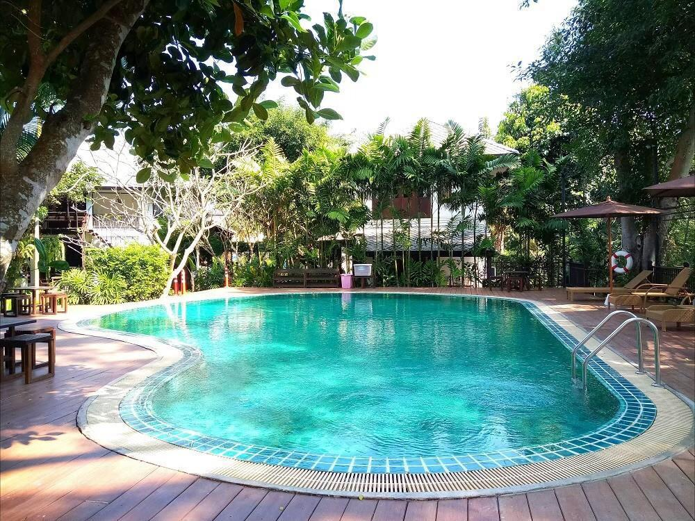 Lanna Country Resort 20BR w/ Pool & Breakfast วิลลา 20 ห้องนอน 20 ห้องน้ำส่วนตัว ขนาด 3324 ตร.ม. – สุเทพ