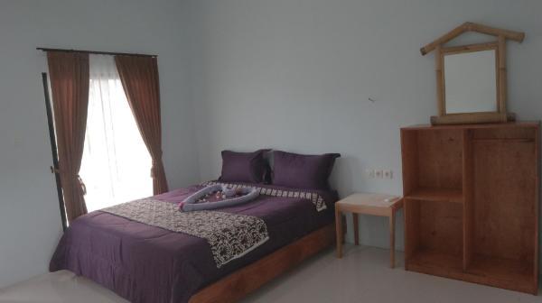 Honeybee Homestay (Double Bed Room) Lombok