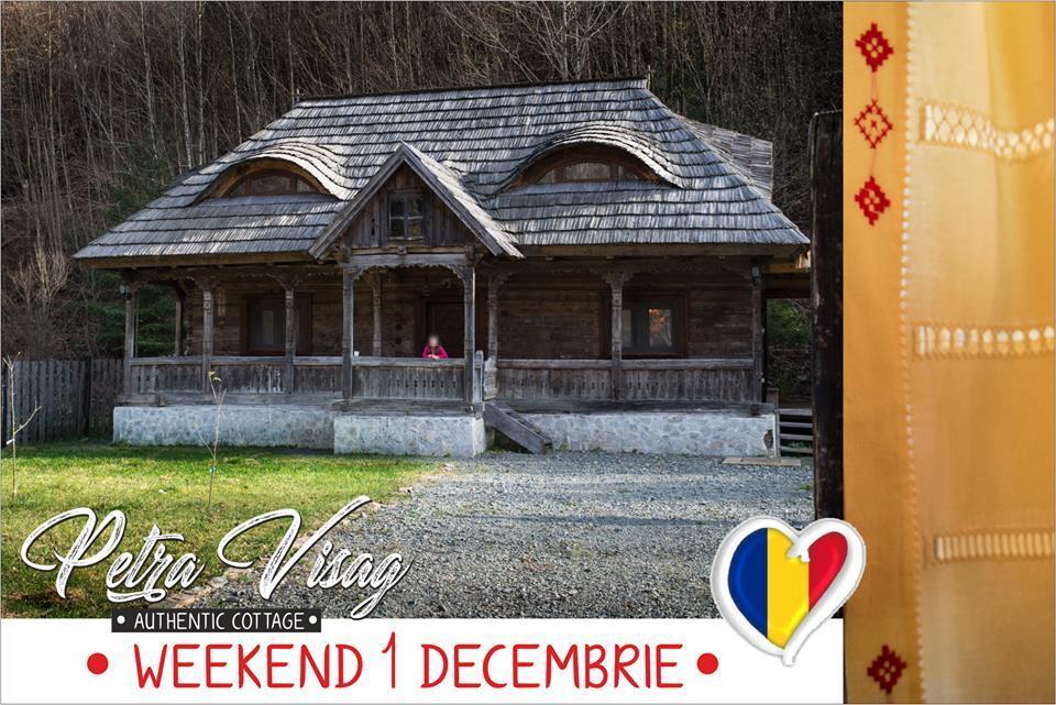 Casa Petra Visag   Authentic Romanian Cottage